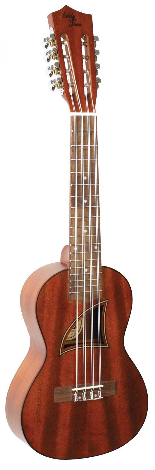 Eddy Finn EF-98T 8 String Tenor Ukulele