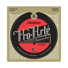 D'Addario EJ45C Pro-Arte comp Classical Strings