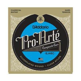 D'Addario EJ46C Pro Arte Composite Hard Classical Strings