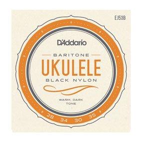 D'Addario EJ53B Baritone Ukulele Strings 28/35