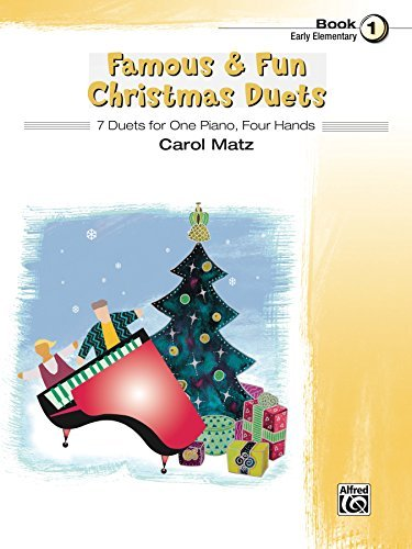 Famous & Fun Christmas Duets