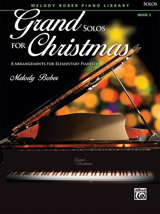 Grand Solos For Christmas