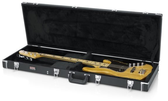 Gator GW-Bass Deluxe Wood Case