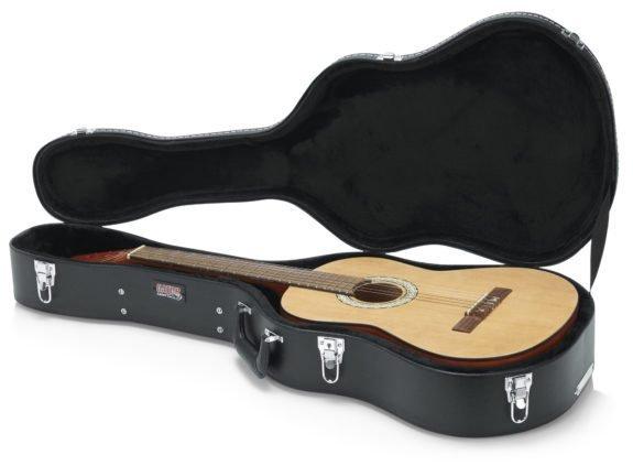 Gator GW-Classic Deluxe Wood Case