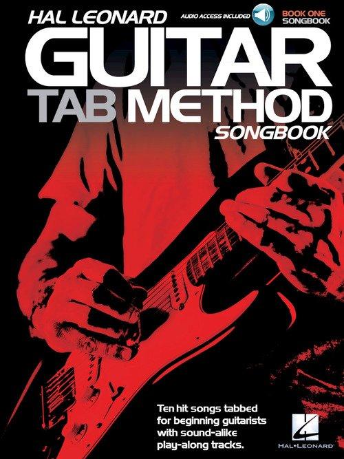 Hal Leonard Guitar Tab Method Songbook 1 w/ CD