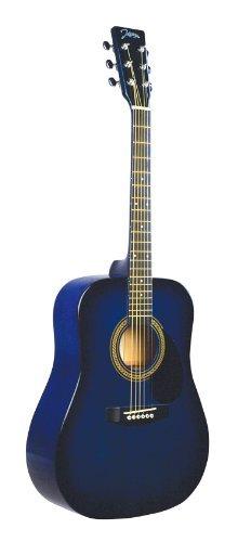 Johnson 3/4 Acoustic Guitar - Blue