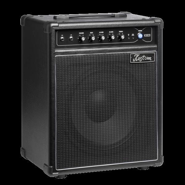 Kustom KXB10 10W 1x12 Bass Combo Amp