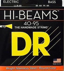 DR LLR40 Hi- Beams Bass Set 40-95