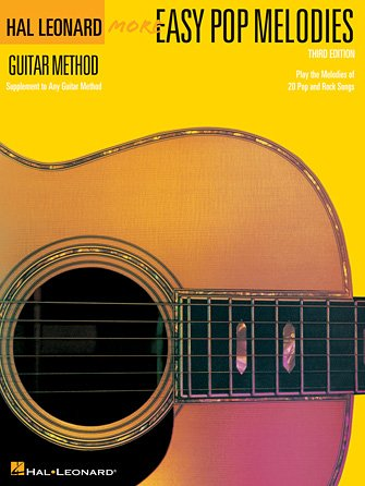 Hal Leonard More Easy Pop Melodies 3rd Edition