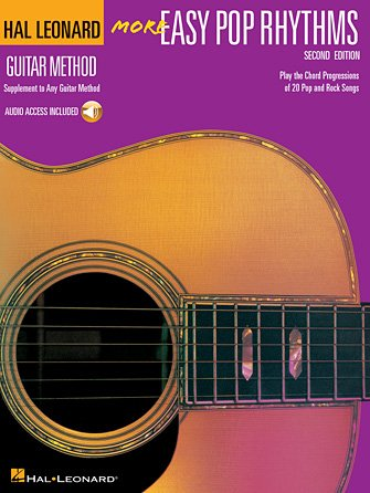 Hal Leonard More Easy Pop Rhythms 3rd Edition
