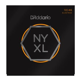 D'Addario NYXL1046 Regular Light Strings (10/46)