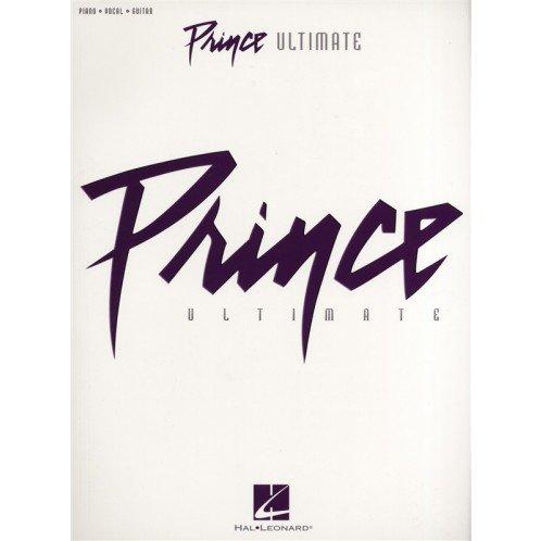 Prince Ultimate Piano/Vocal/Guitar