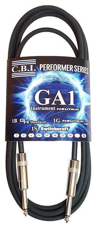CBI GA1-6' Instrument Cable