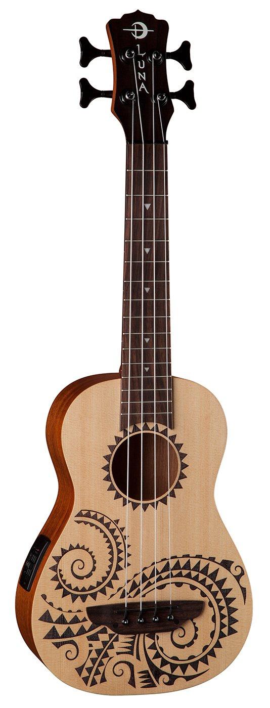 Luna Uke Bass Tat