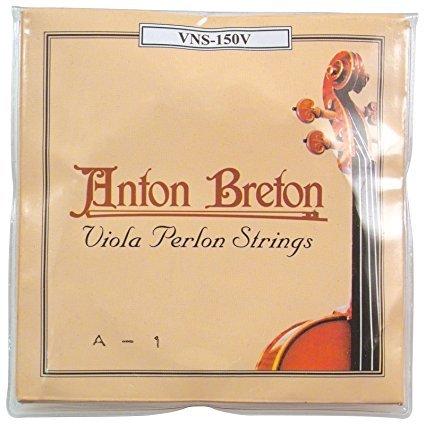 A. Breton Viola Strings VNS-150V