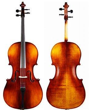 Krutz 100 Series Cello Outfit
