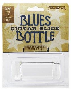 Dunlop Blues Guitar Slide Bottle, Heavy Large