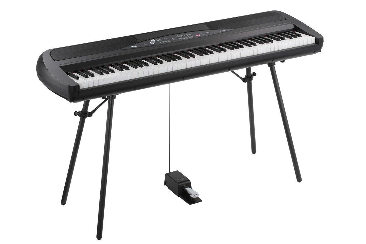 Korg SP280BK 88 Key Portable Keyboard