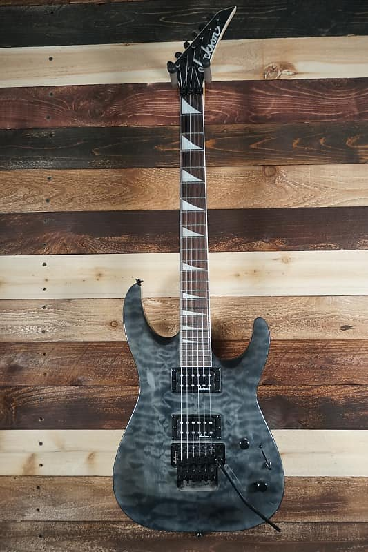 Jackson JS32 DKA - Transparent Black