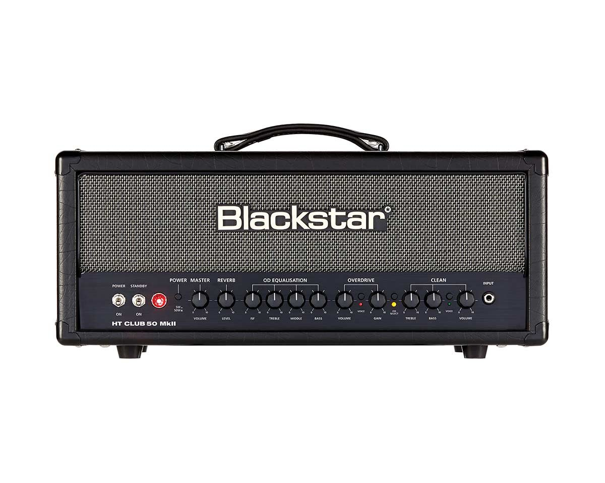 Blackstar CLUB50HMKII 50 Watt Tube Head