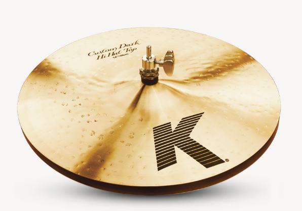 Zildjian K Custom Dark 14 Hi Hat Pair