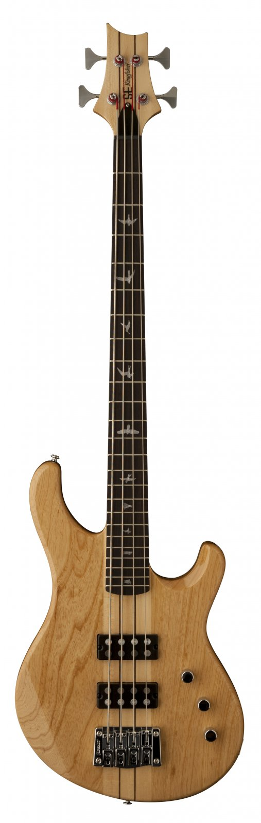 PRS SE Kingfisher in Natural