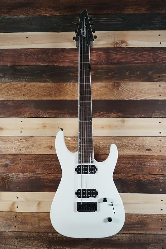 Jackson JS32-7 DKA 7-String Electric - Snow White
