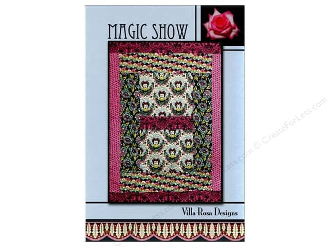 MAGIC SHOW PATTERN CARD