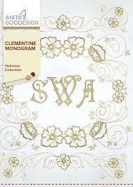 CLEMENTINE MONOGRAM DESIGNS