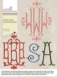 Heirloom Monogram