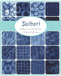 SHIBORI JR JELLY ROLL - 752106280724