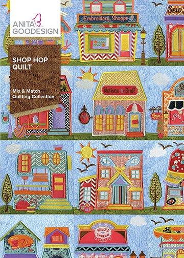 Shop Hop Quilt