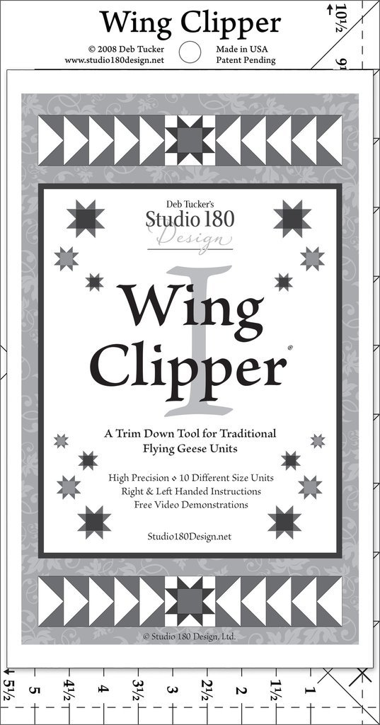 DEB TUCKER WING CLIPPER