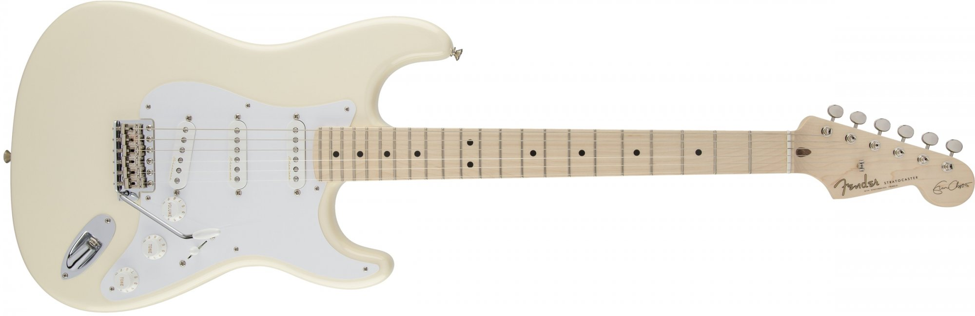 Fender Eric Clapton Stratocaster Electric Guitar