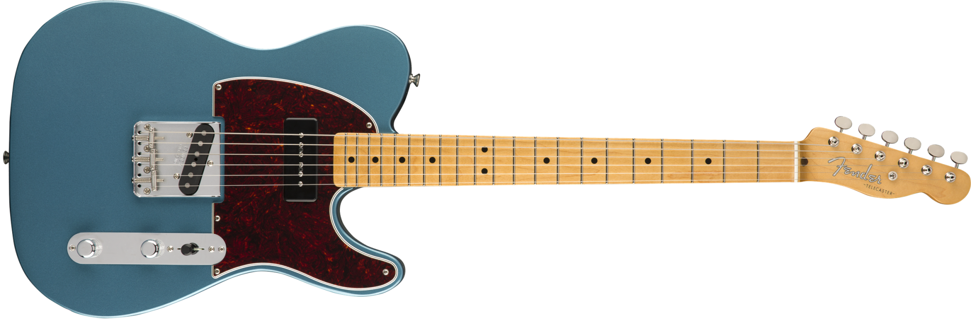 Fender FSR Limited Edition Classic Series '50s Telecaster 90 - Lake Placid Blue