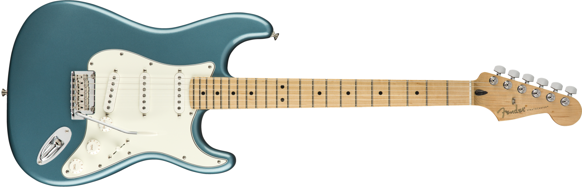 Fender Player Series Stratocaster - Maple Fingerboard - Tidepool