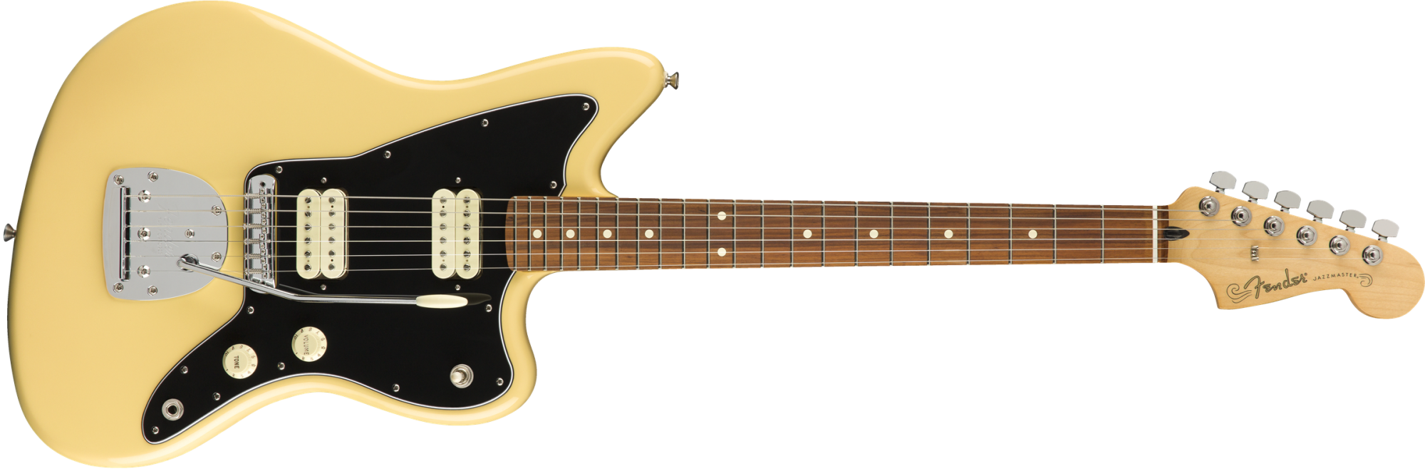 Fender Player Jazzmaster Guitar - Buttercream