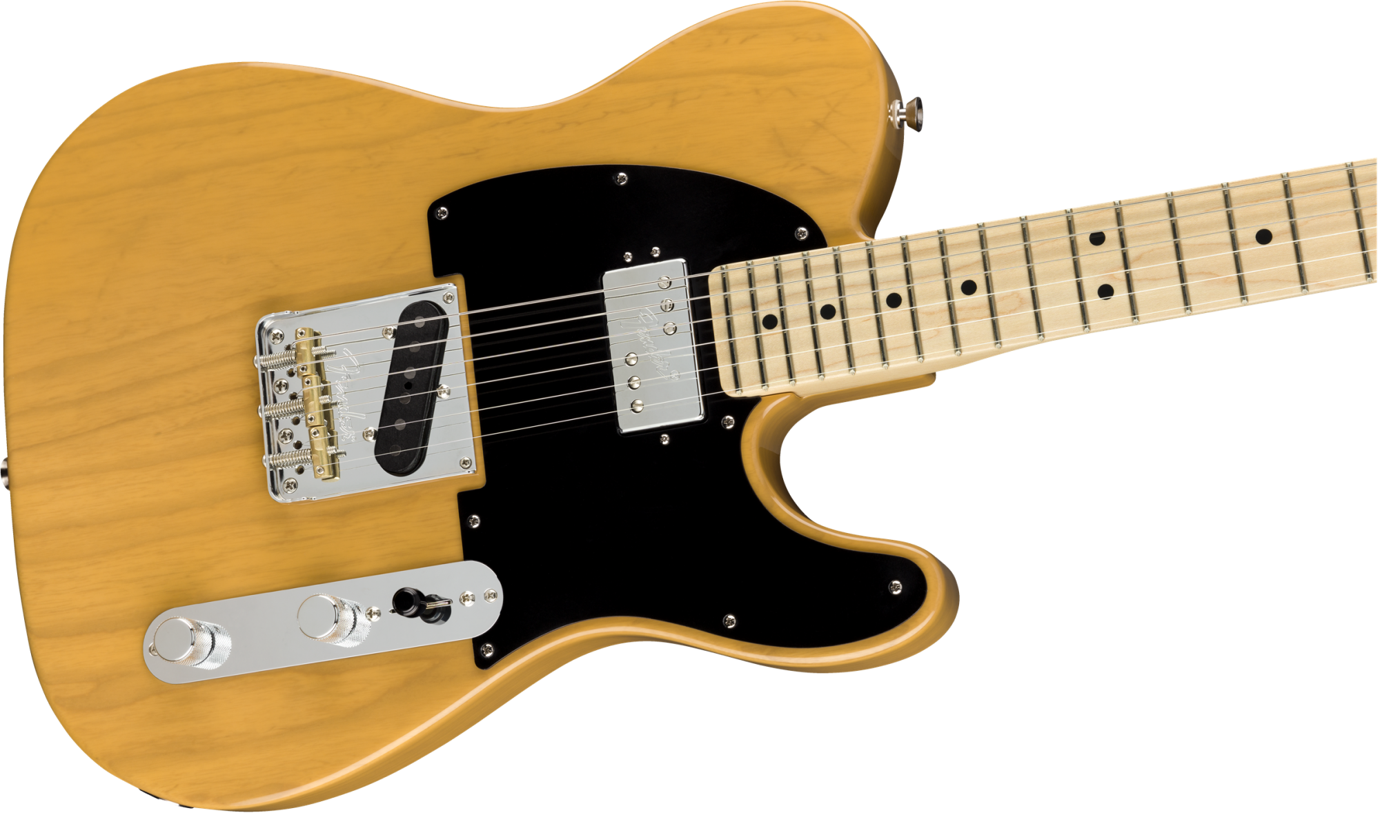 Fender 2018 Limited Edition American Pro Telecaster - Maple Fingerboard - Butterscotch Blonde
