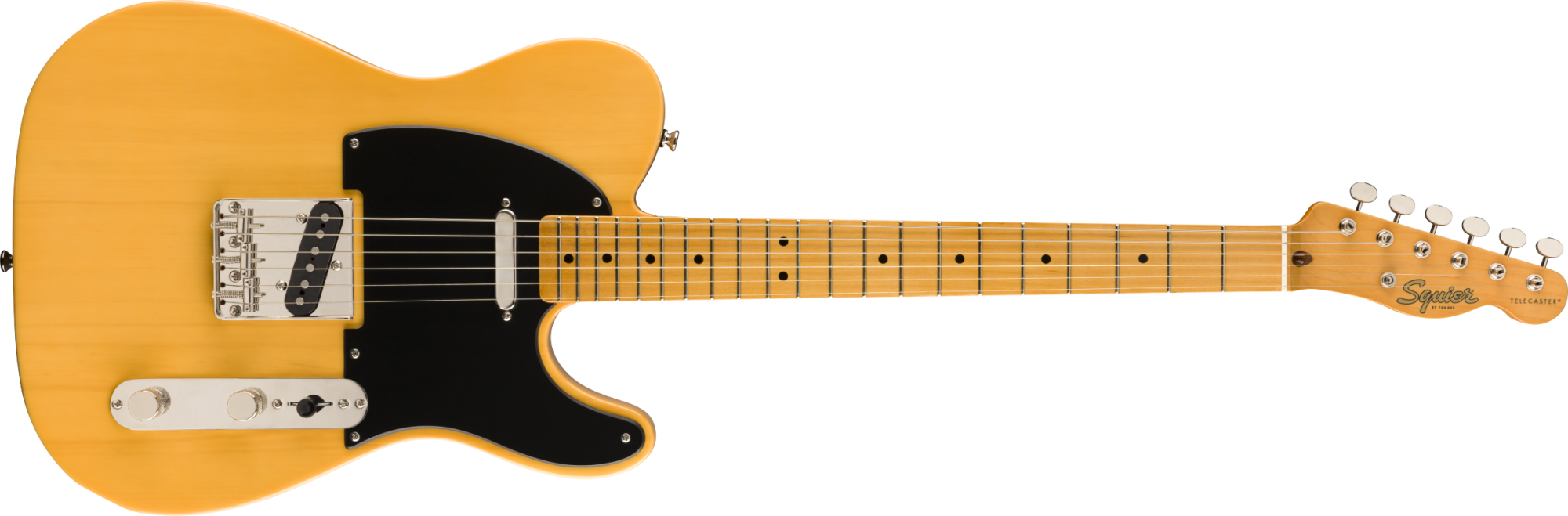 Squier Classic Vibe 50s Telecaster - Maple Fingerboard - Butterscotch Blonde