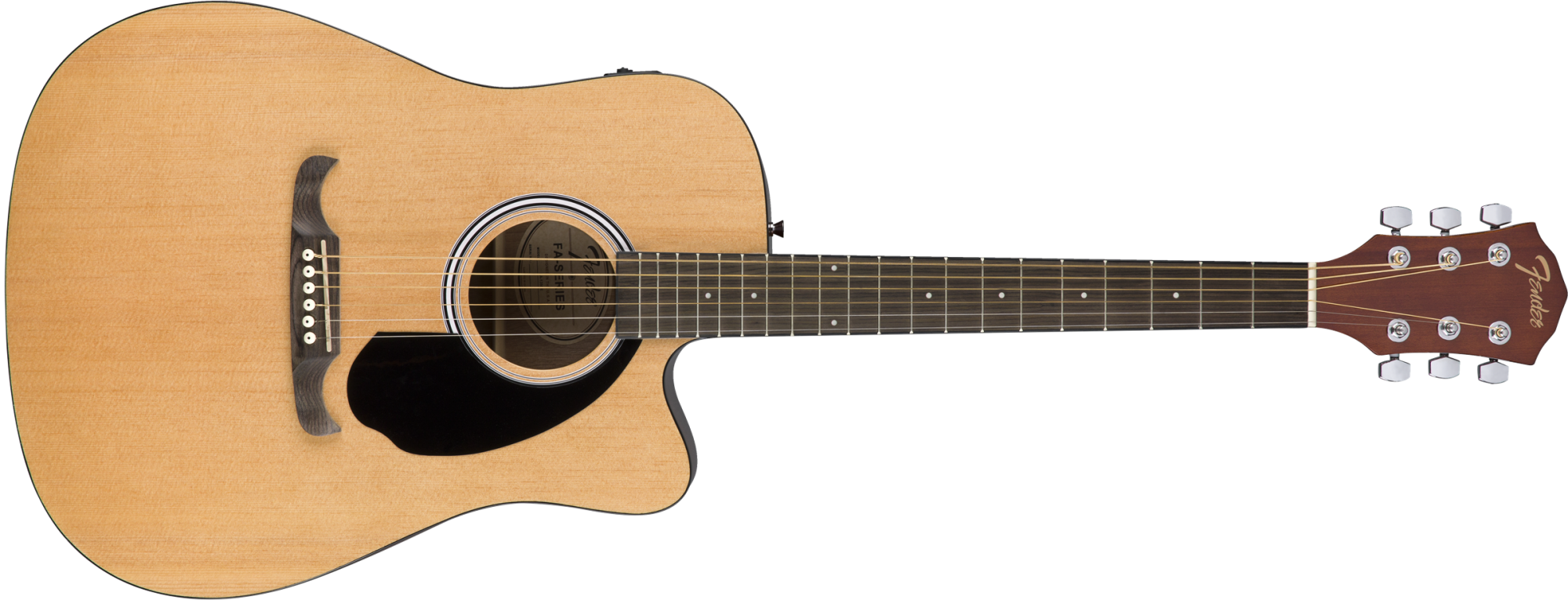 Fender FA-125CE Acoustic Electric Guitar
