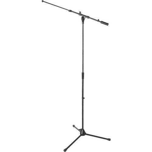 On-Stage MS9701TB+ Heavy-Duty Tele-Boom Mic Stand