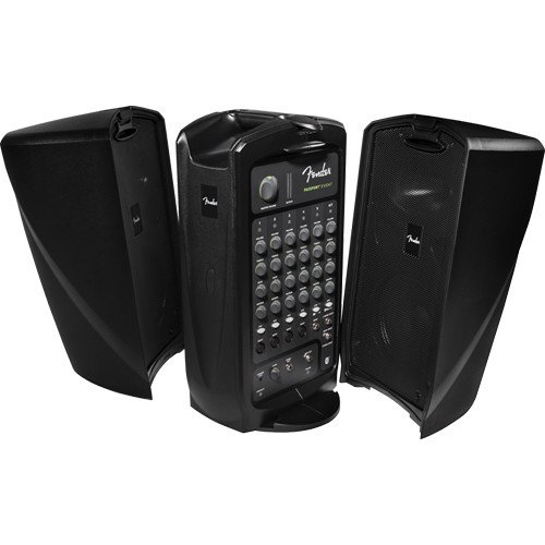 Fender Audio Passport Event 375W 7-channel Portable PA System