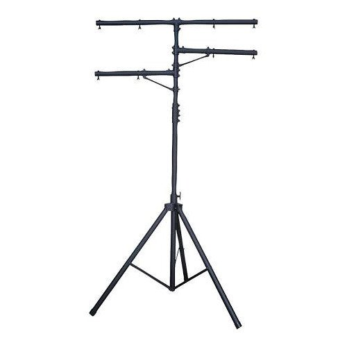 Chauvet Heavy Duty Lighting Stand with T-BAR and 2 Arms