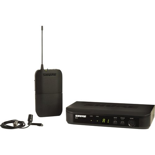 Shure BLX14/CVL Wireless Lavalier System - H9 Band