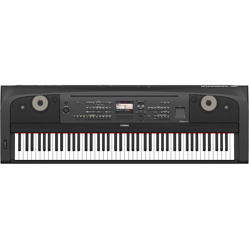 Yamaha DGX670B 88-key Portable Digital Piano - Black