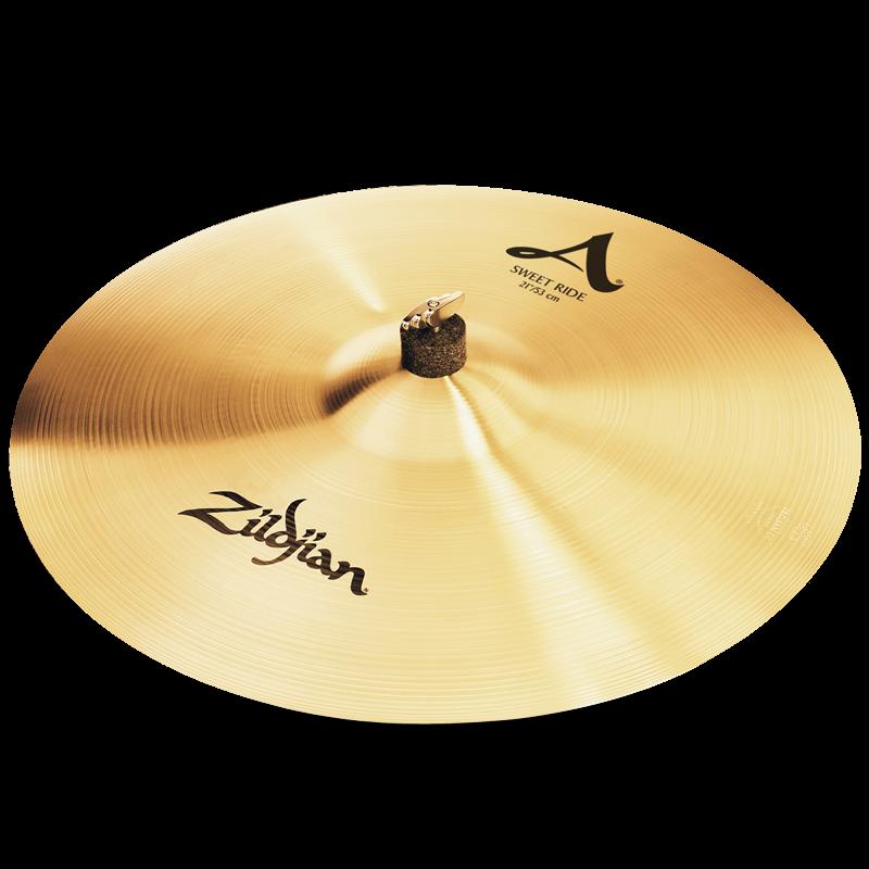 Zildjian A Series Natural Sweet Ride Cymbal - 21 in