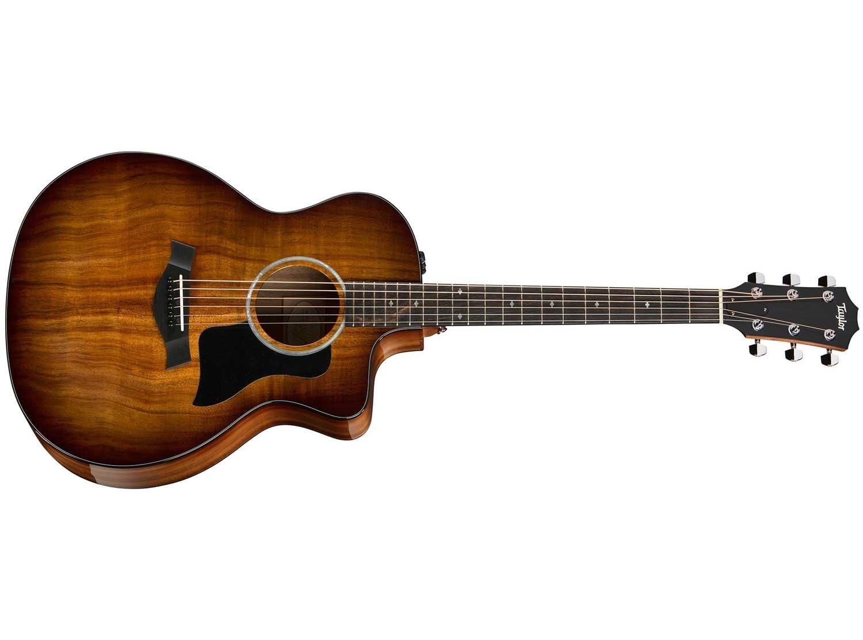 Taylor 224ce-K DLX Koa Grand Auditorium Acoustic Guitar