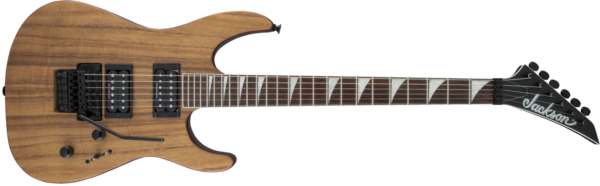 Jackson SLX X Series Soloist Electric Guitar - Koa