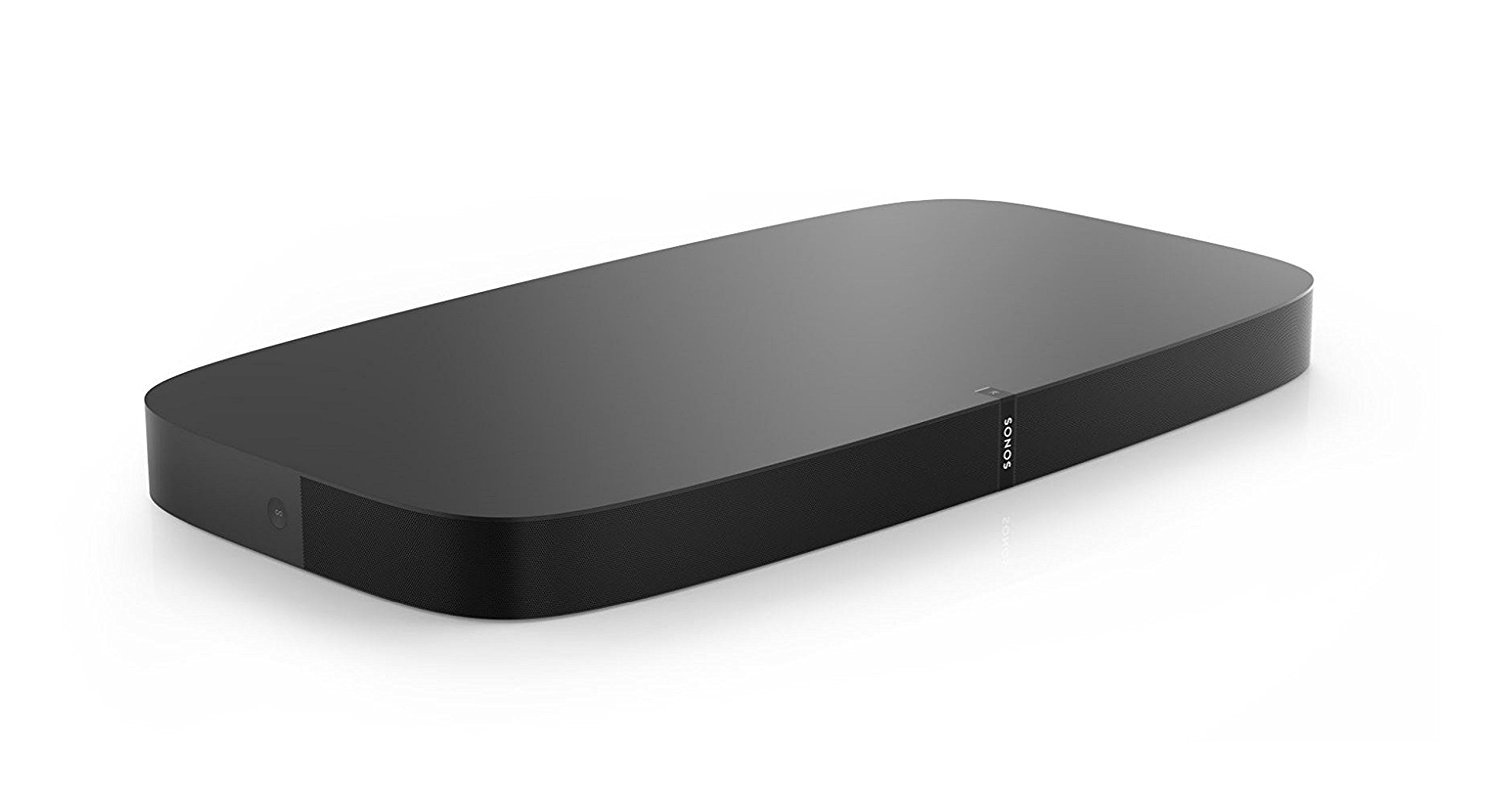 Sonos PLAYBASE Wireless Soundbar for Home Theater and Streaming Music