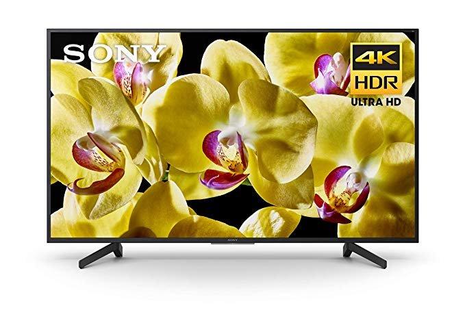 SONY XBR55X800G 55-Inch 4K Ulta HD Smart LED TV